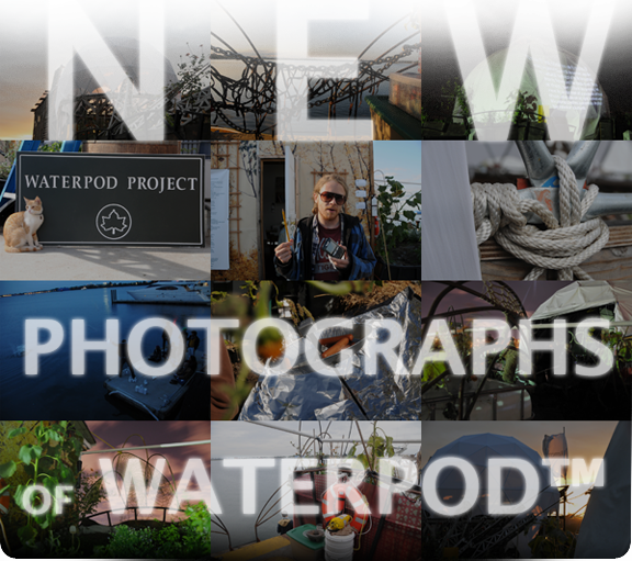 Waterpod™ Images