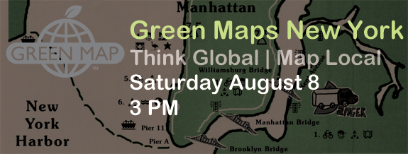 Green Maps New York